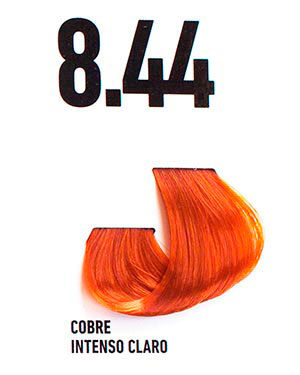 COPPER Light Intense 8.44