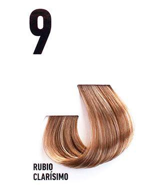 NATURALS Very Light Blond 9